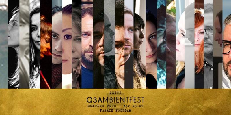 <p>Q3Ambientfest 2020</p>