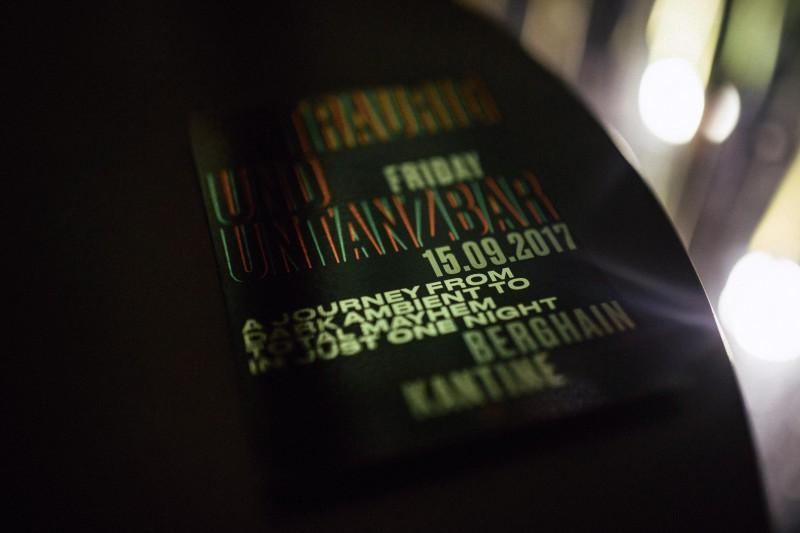 <p>A Traurig Und Untanzbar Flyer</p>